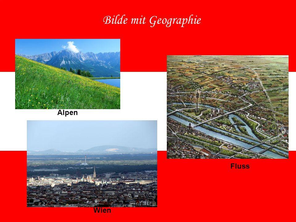Bilde mit Geographie Alpen Fluss Wien