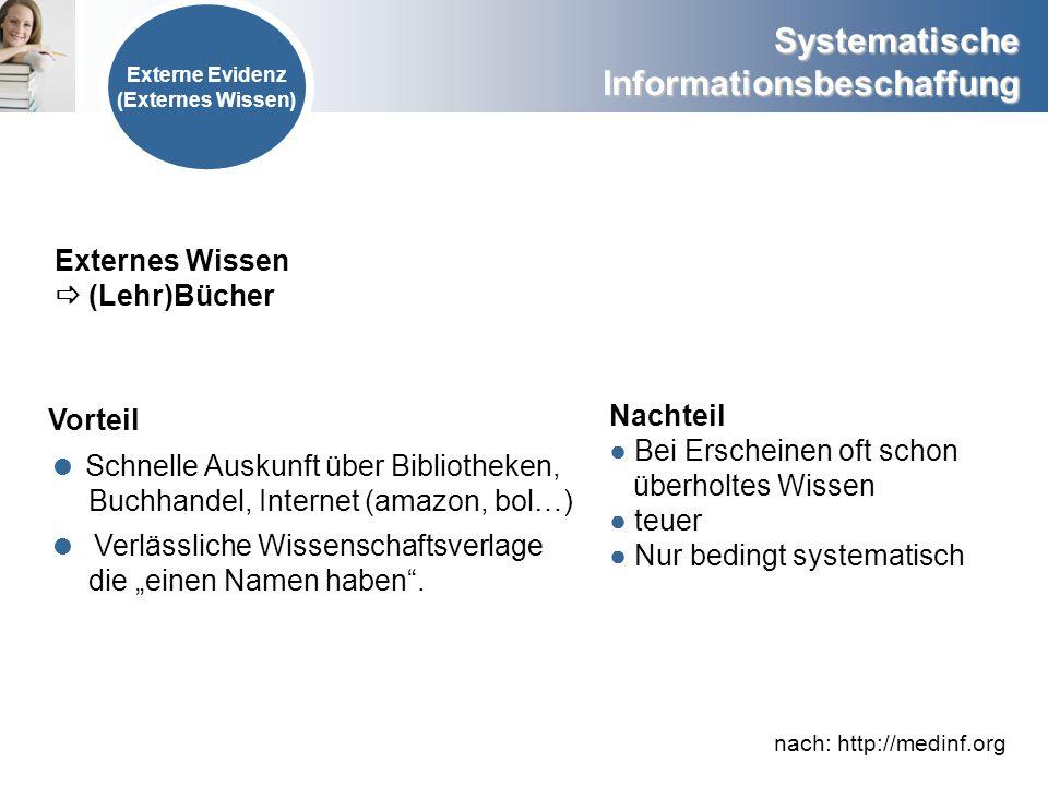 """Verlässliche Wissenschaftsverlage die """"einen Namen haben . Nachteil"""