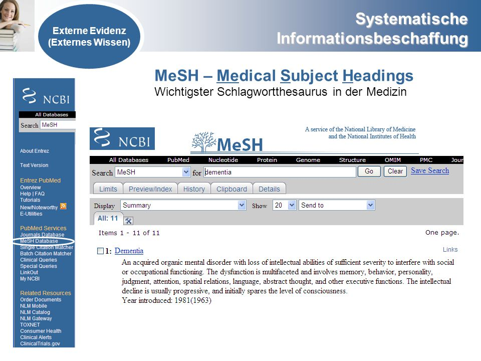 MeSH – Medical Subject Headings