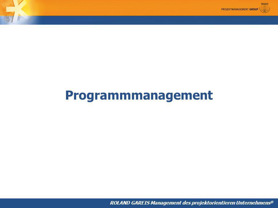 Programmmanagement