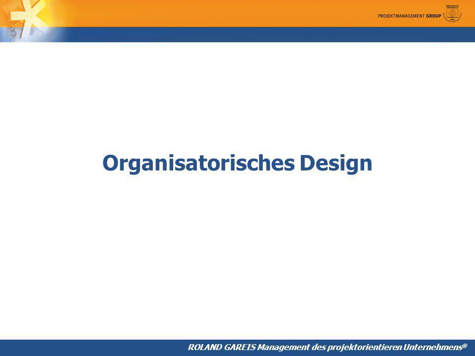 Organisatorisches Design