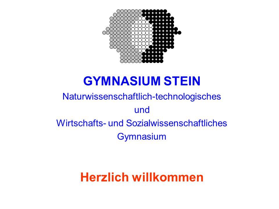 GYMNASIUM STEIN Herzlich willkommen