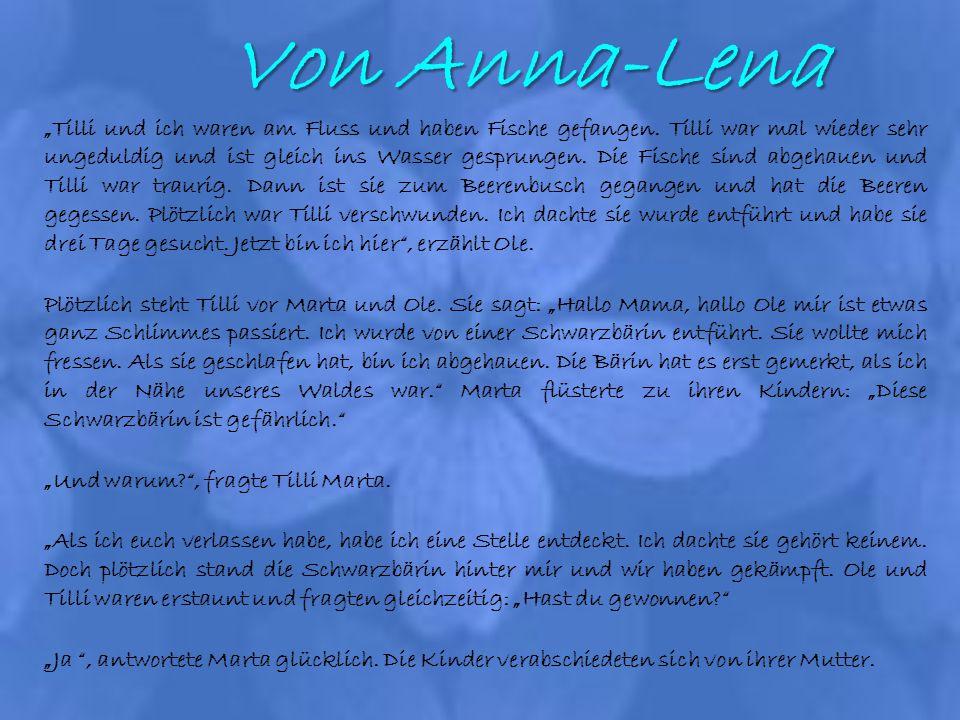 Von Anna-Lena