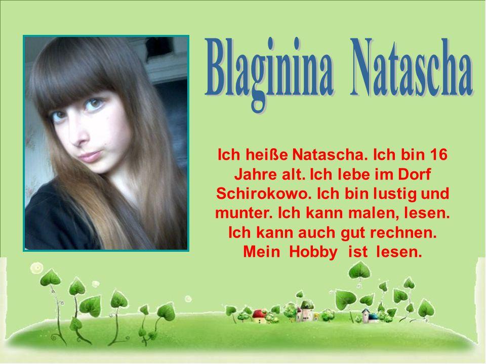 Blaginina Natascha