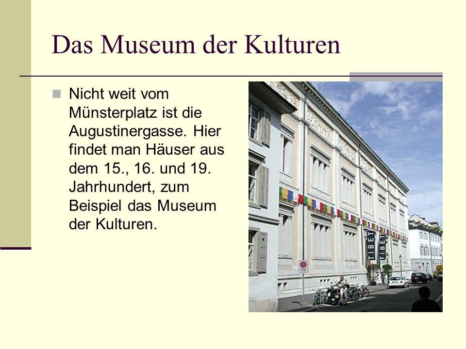 Das Museum der Kulturen