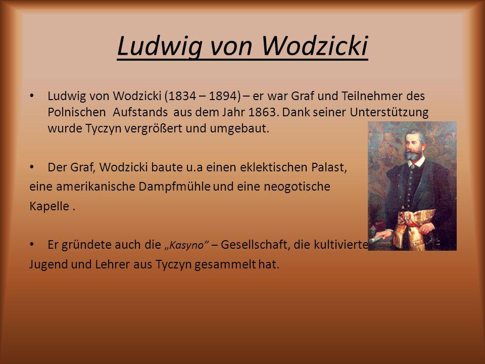 Ludwig von Wodzicki
