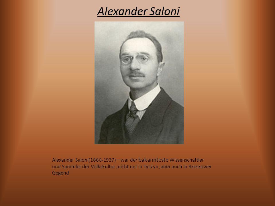 Alexander Saloni