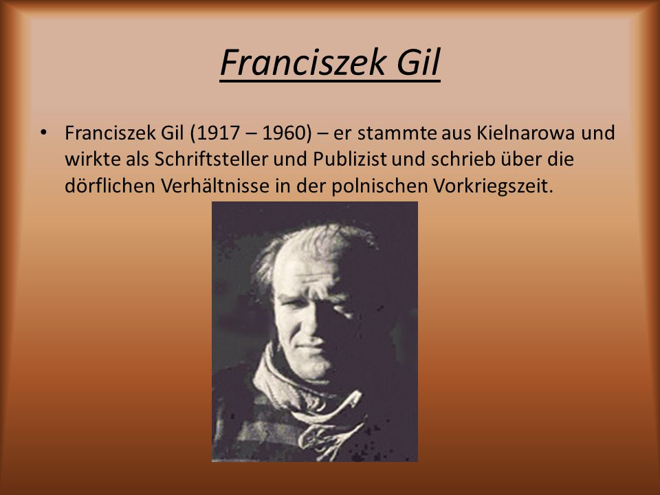Franciszek Gil