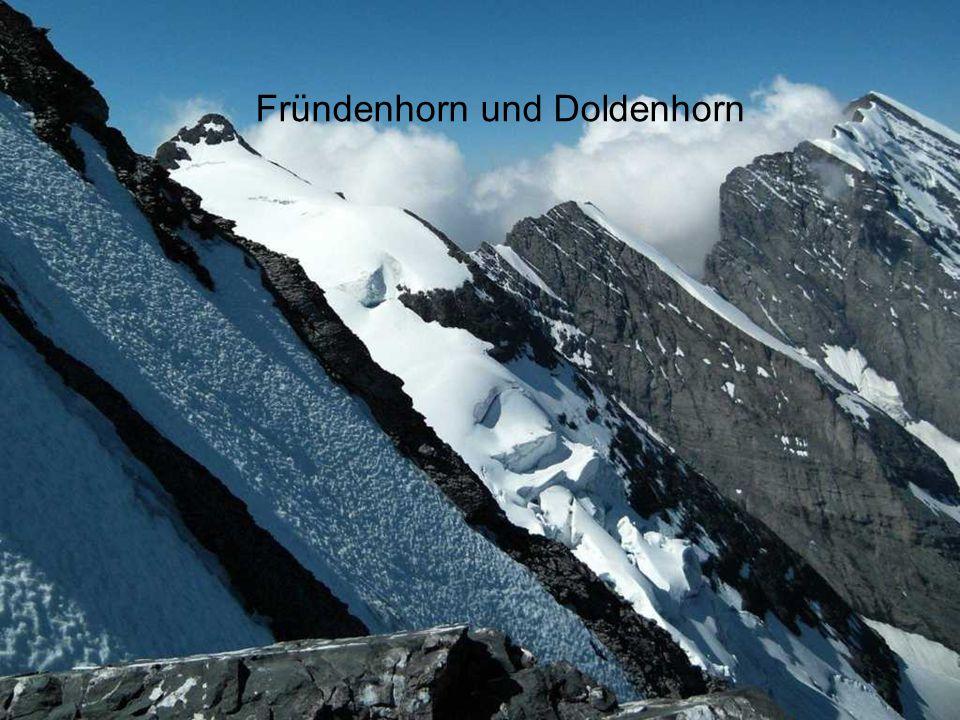 Fründenhorn und Doldenhorn