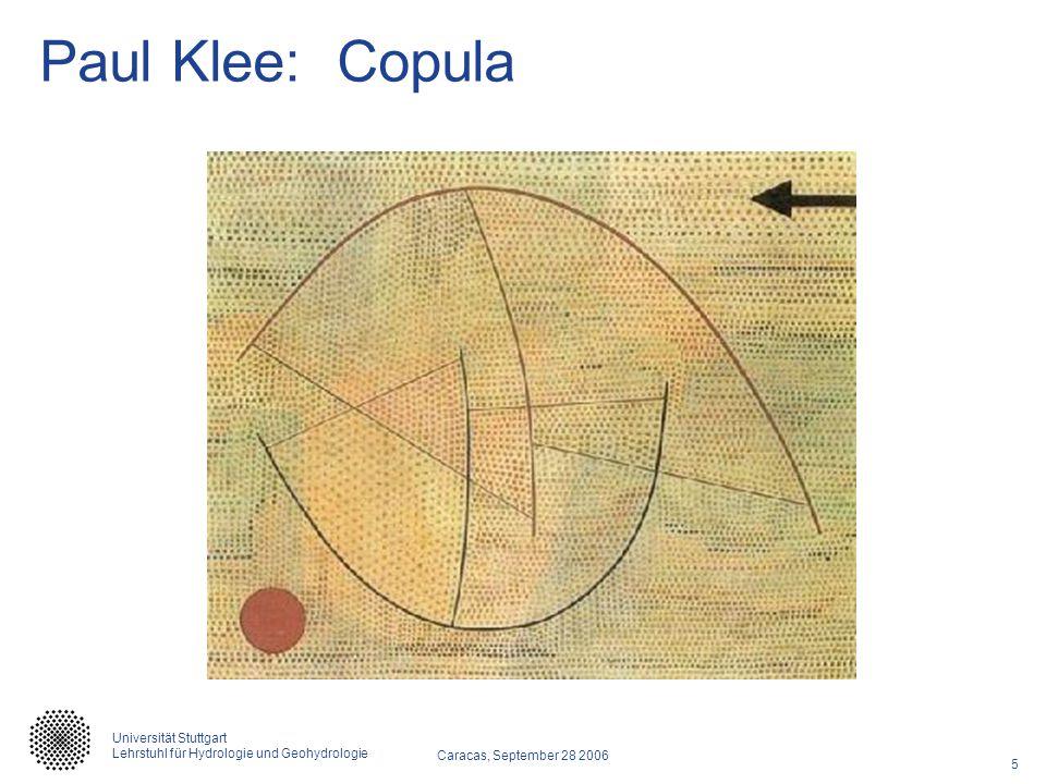 Paul Klee: Copula