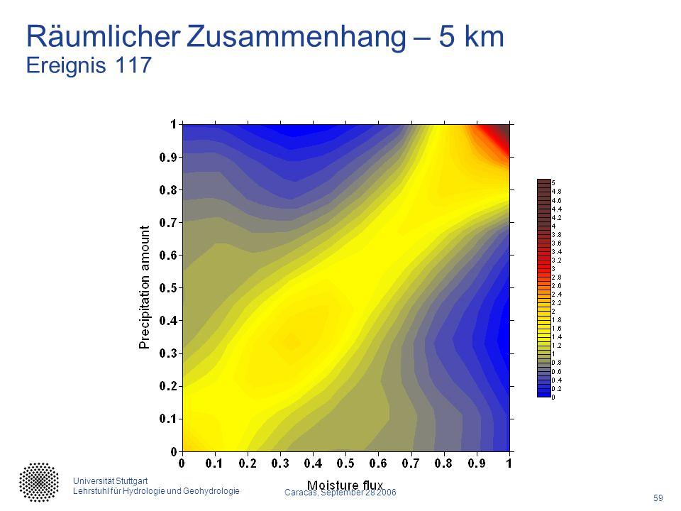 Räumlicher Zusammenhang – 5 km Ereignis 117