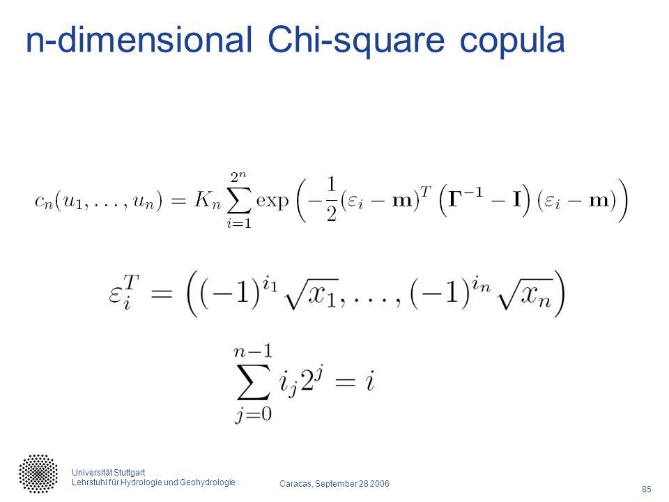 n-dimensional Chi-square copula