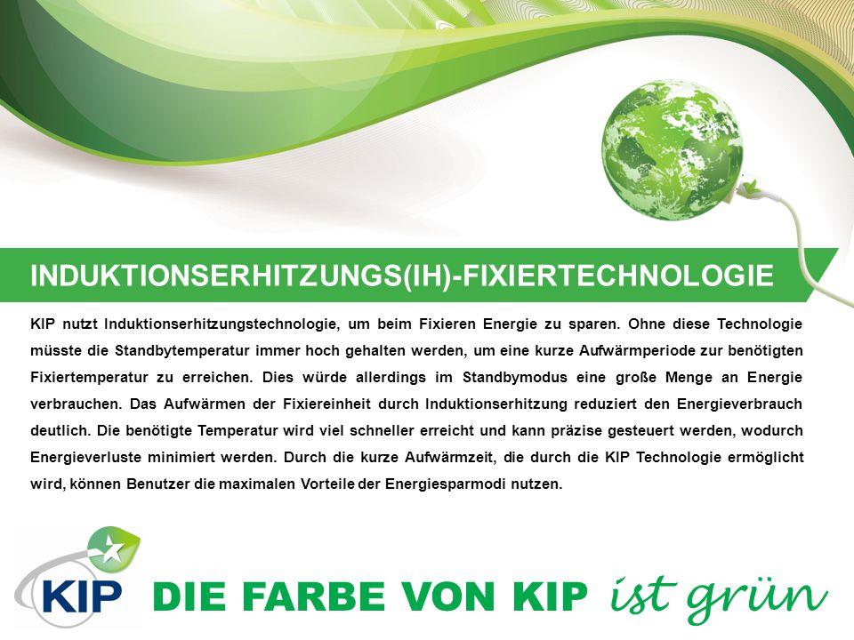 INDUKTIONSERHITZUNGS(IH)-FIXIERTECHNOLOGIE