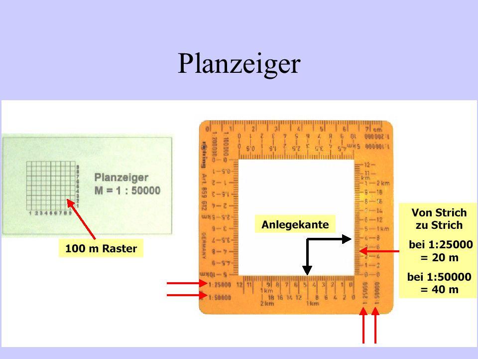 Planzeiger