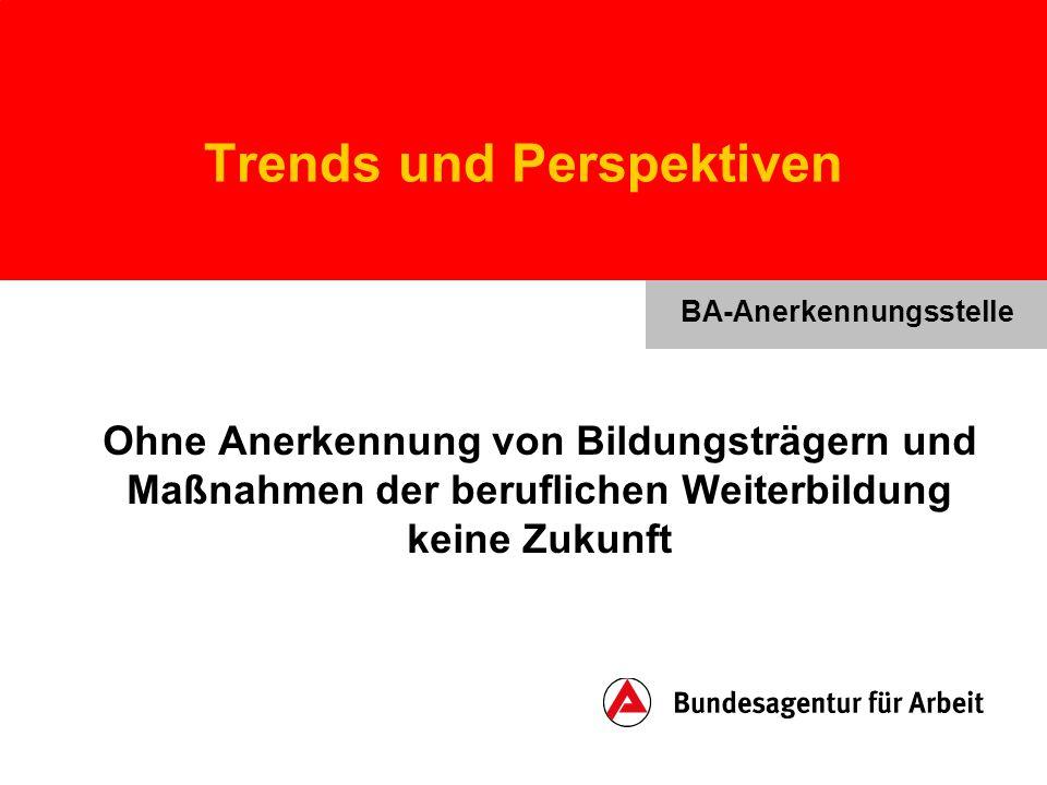 Trends und Perspektiven