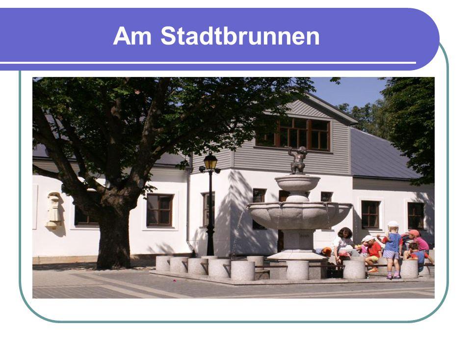 Am Stadtbrunnen