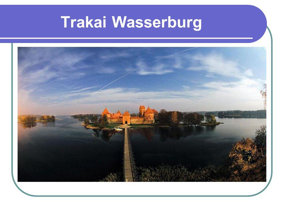 Trakai Wasserburg