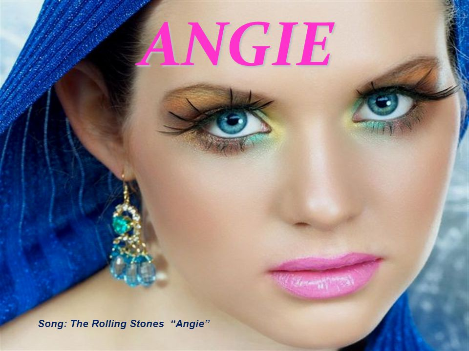ANGIE Song: The Rolling Stones Angie