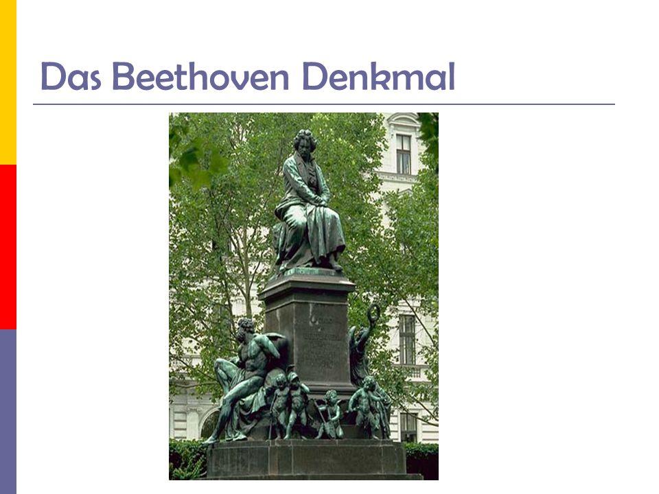 Das Beethoven Denkmal