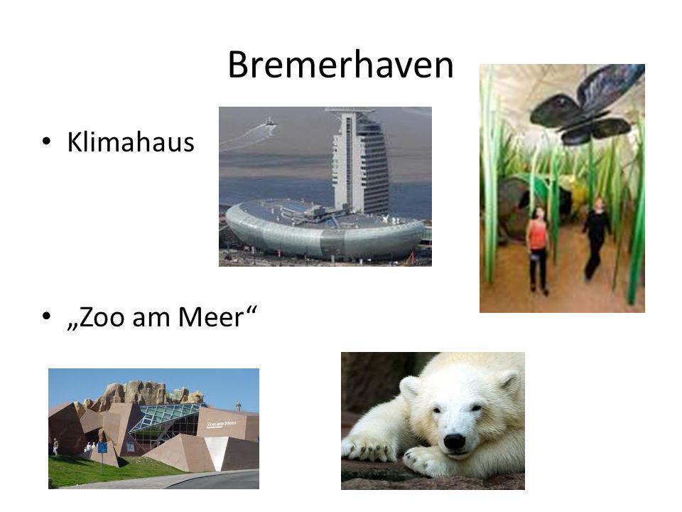 """Bremerhaven Klimahaus """"Zoo am Meer"""