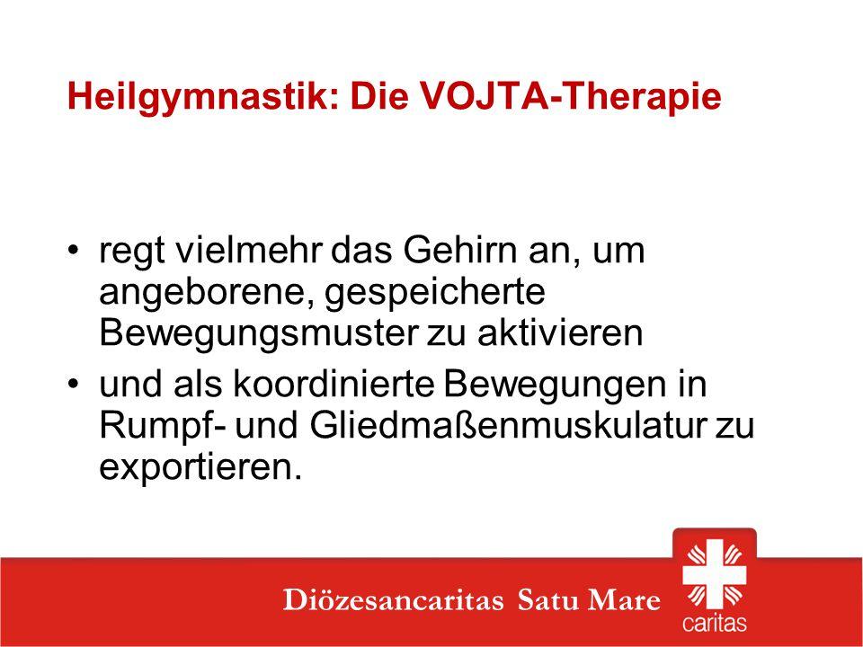 Heilgymnastik: Die VOJTA-Therapie