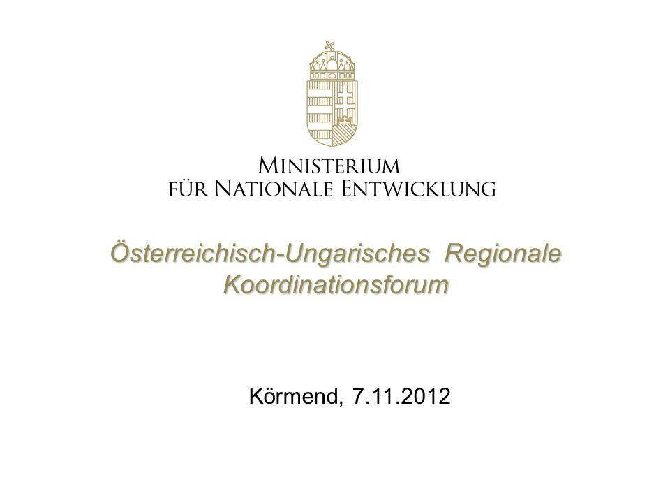 Österreichisch-Ungarisches Regionale Koordinationsforum