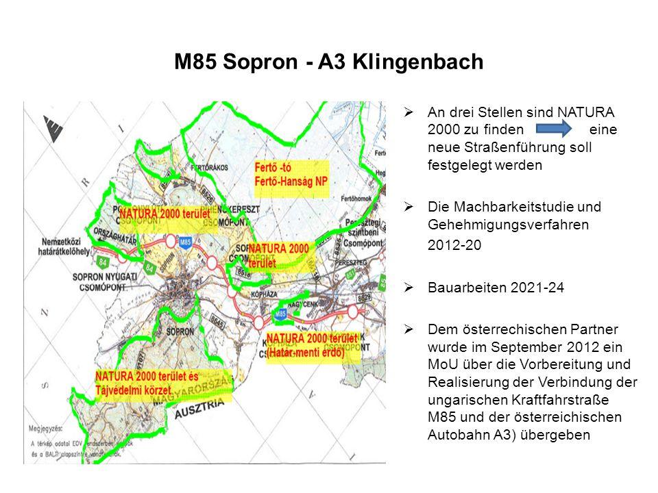 M85 Sopron - A3 Klingenbach