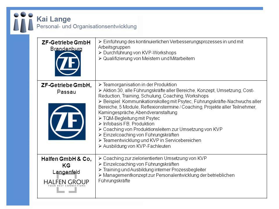 ZF-Getriebe GmbH Brandenburg