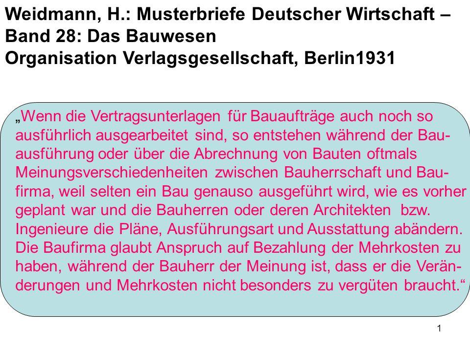 Organisation Verlagsgesellschaft, Berlin1931