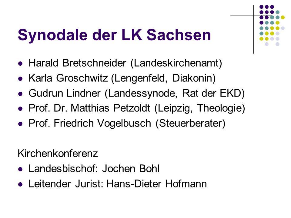 Synodale der LK Sachsen