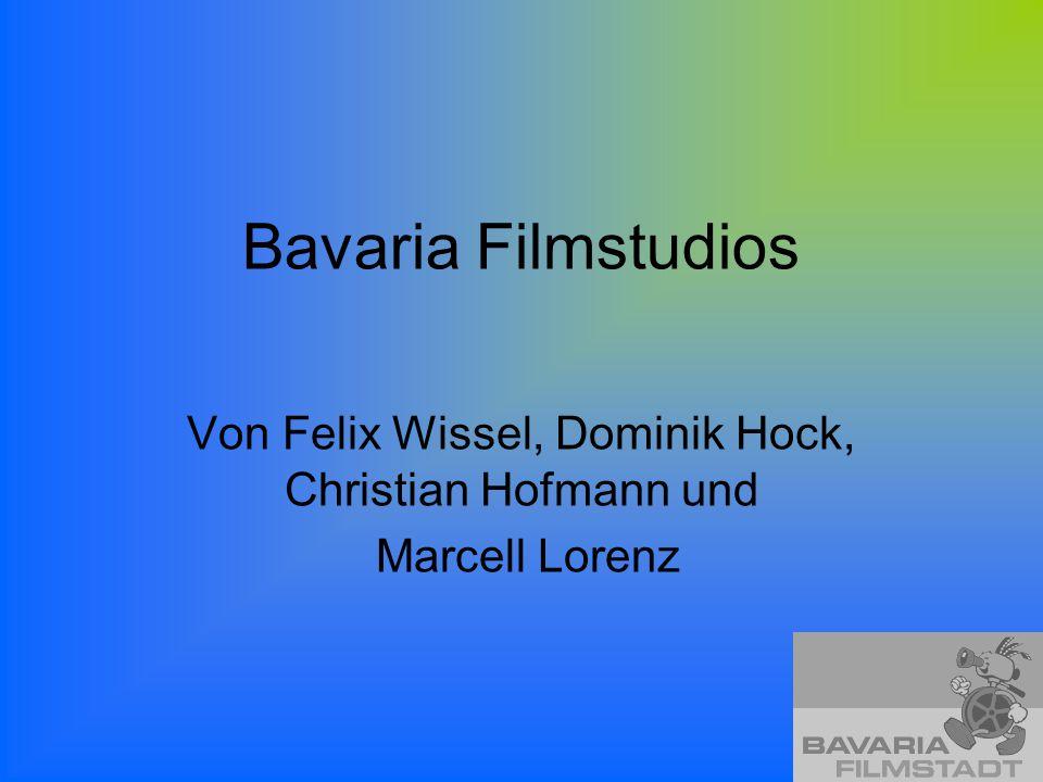 Von Felix Wissel, Dominik Hock, Christian Hofmann und Marcell Lorenz