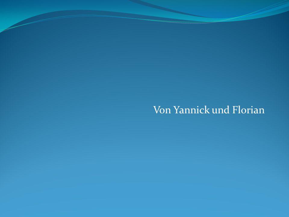 Von Yannick und Florian