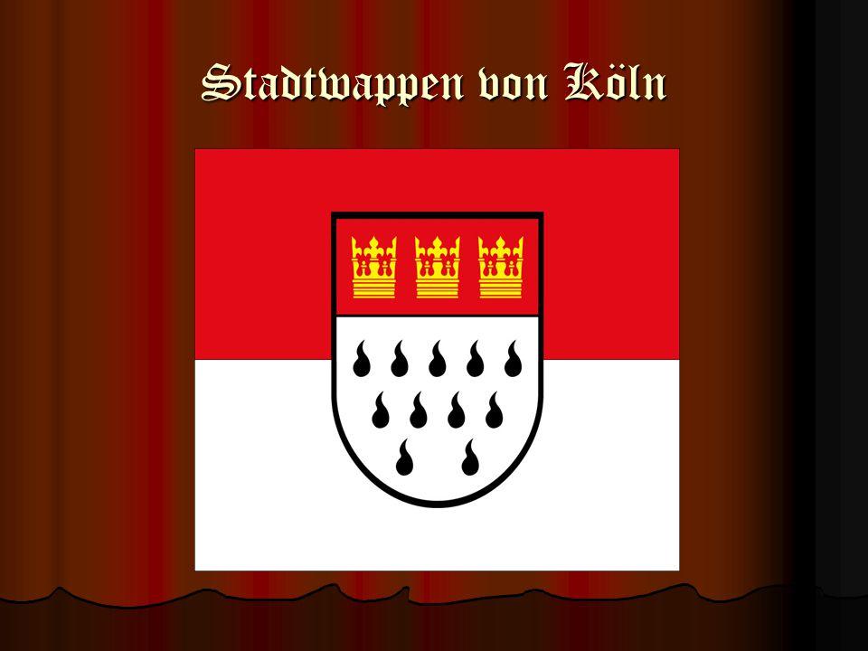 Stadtwappen von Köln