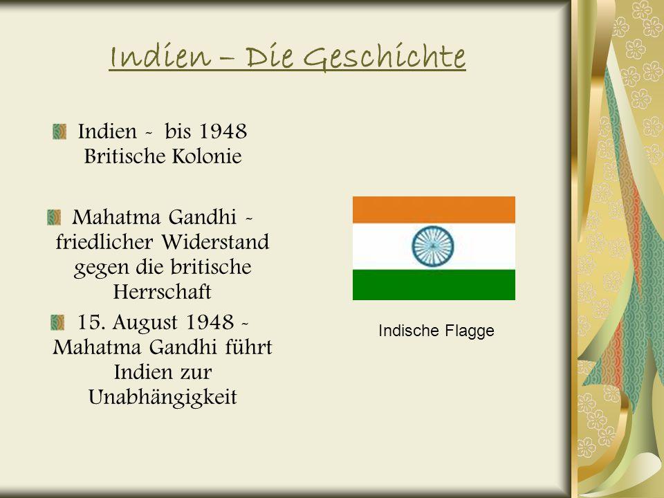 Indien – Die Geschichte