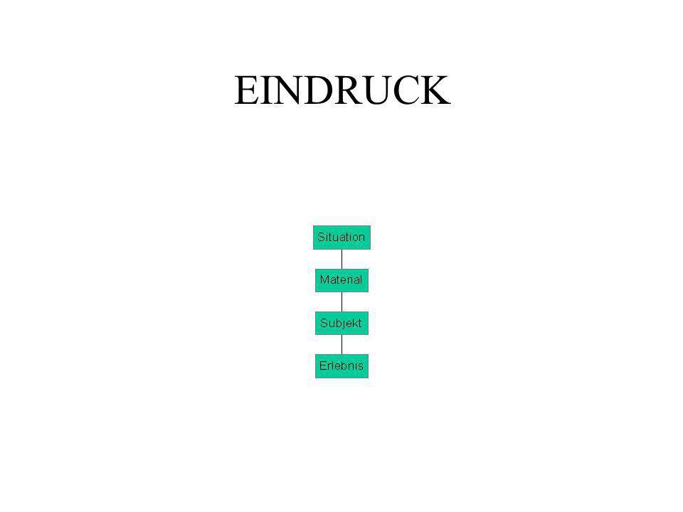 EINDRUCK