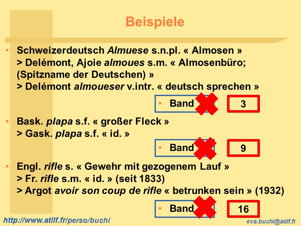 Beispiele Schweizerdeutsch Almuese s.n.pl. « Almosen »