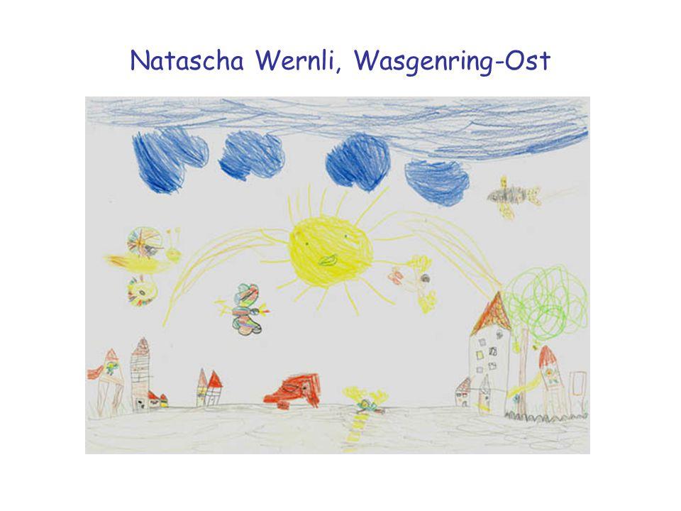 Natascha Wernli, Wasgenring-Ost