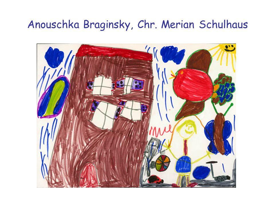 Anouschka Braginsky, Chr. Merian Schulhaus