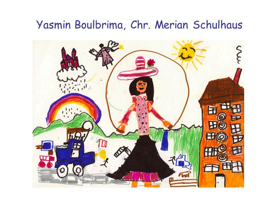 Yasmin Boulbrima, Chr. Merian Schulhaus
