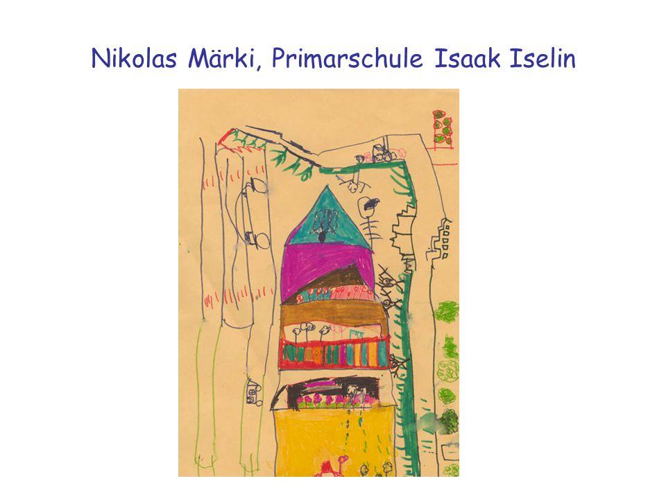 Nikolas Märki, Primarschule Isaak Iselin