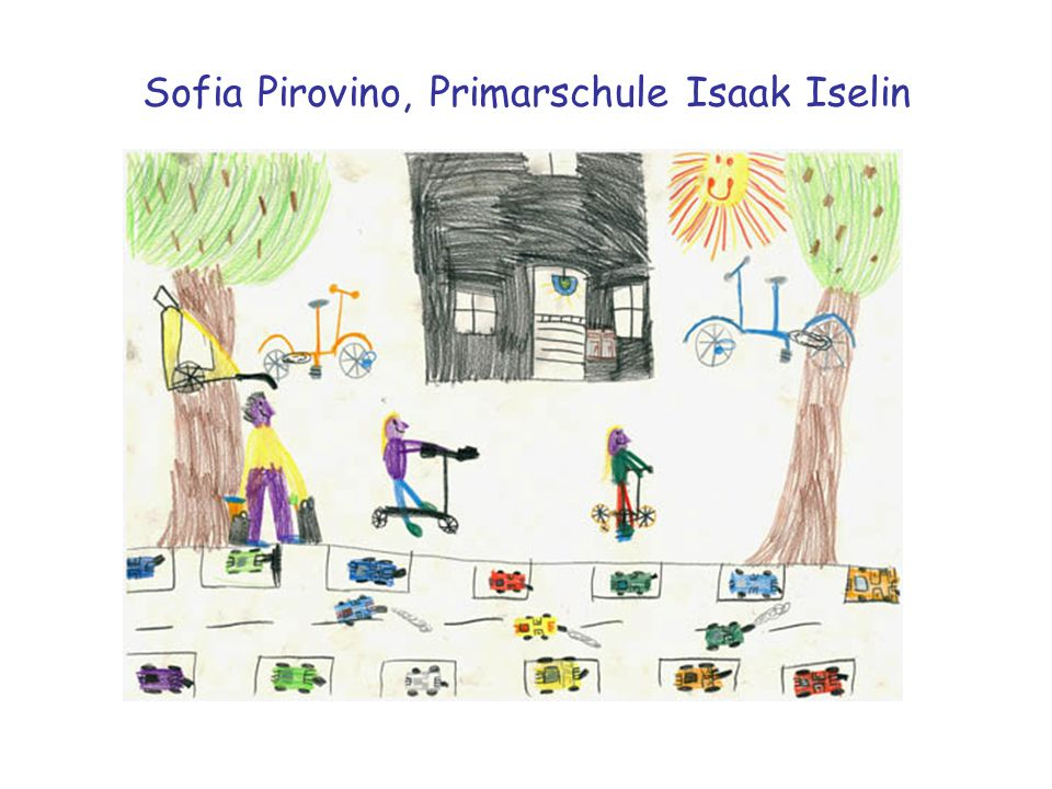Sofia Pirovino, Primarschule Isaak Iselin