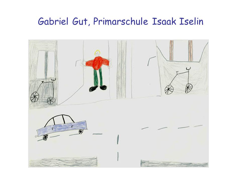 Gabriel Gut, Primarschule Isaak Iselin