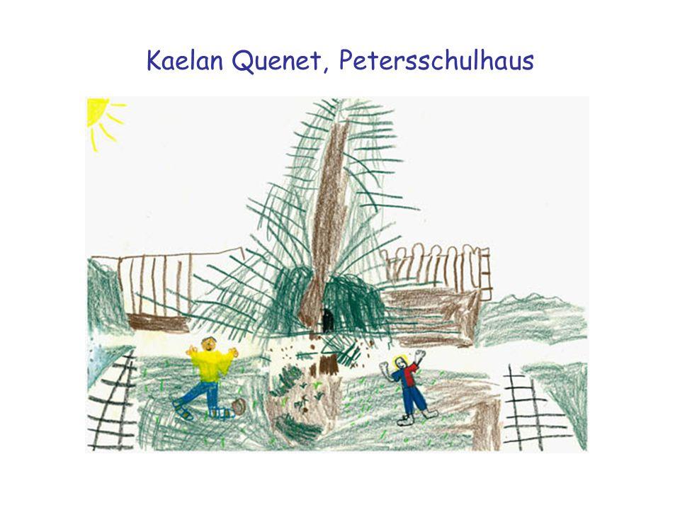Kaelan Quenet, Petersschulhaus