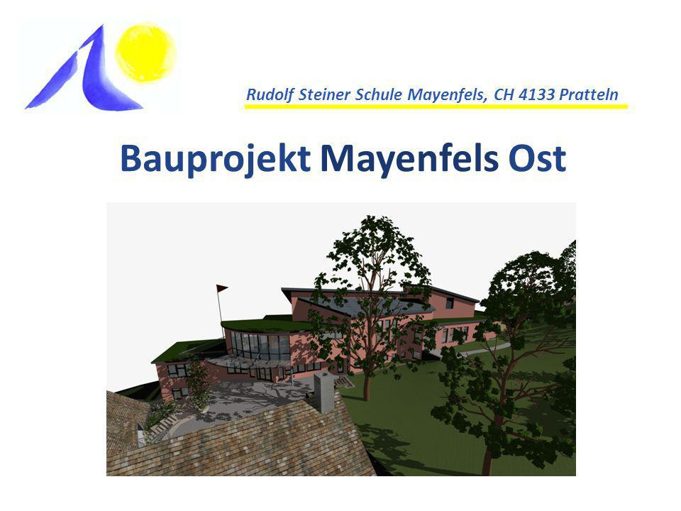 Bauprojekt Mayenfels Ost