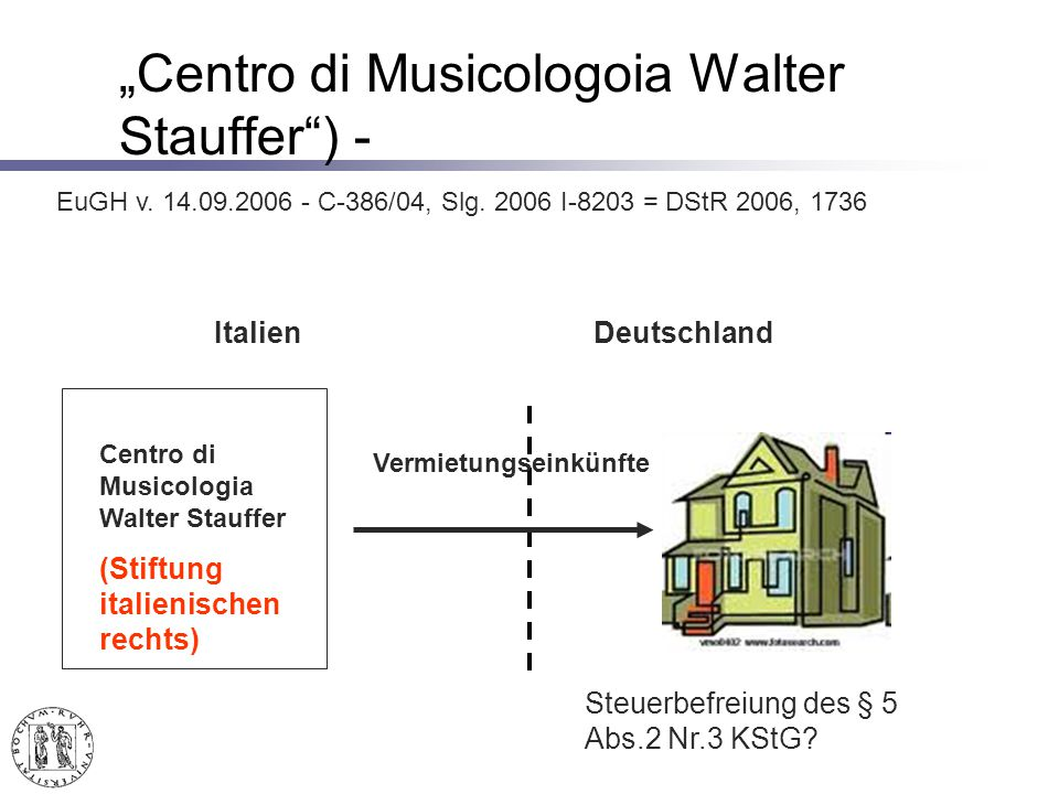 """""""Centro di Musicologoia Walter Stauffer ) -"""