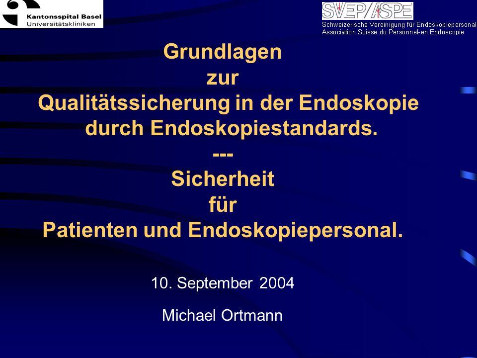 10. September 2004 Michael Ortmann