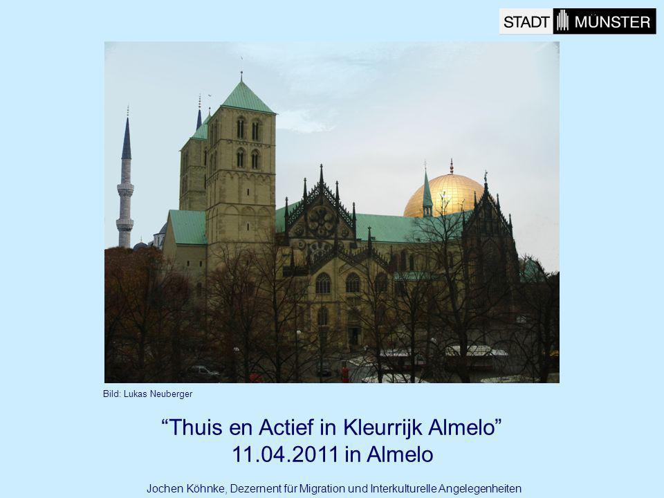 Thuis en Actief in Kleurrijk Almelo