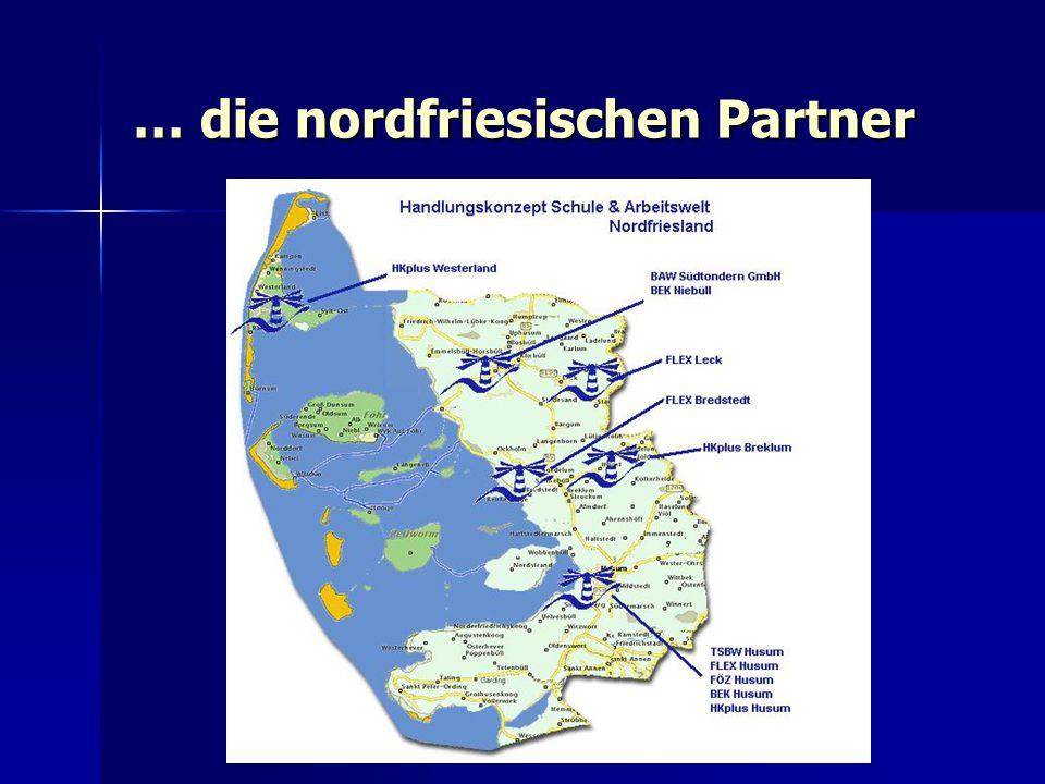 … die nordfriesischen Partner