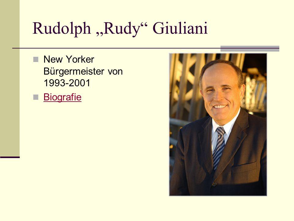 "Rudolph ""Rudy Giuliani"