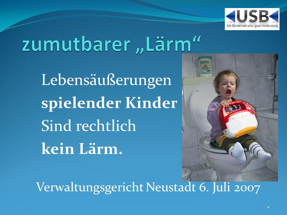 Verwaltungsgericht Neustadt 6. Juli 2007